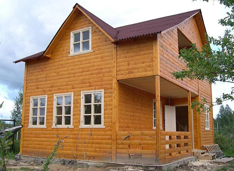 как построить дом быстро