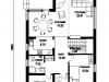 Проект каркасного дома 01-1