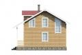 Проект каркасного дома 20-f3