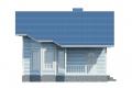 Проект каркасного дома 21-f2