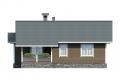Проект каркасного дома 23-f2