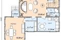 Проект каркасного дома 24-1