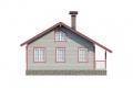 Проект каркасного дома 25-f1