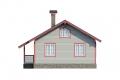Проект каркасного дома 25-f3