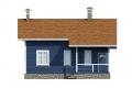 Проект каркасного дома 30-f2