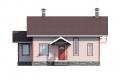 Проект каркасного дома 33-f1