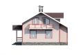 Проект каркасного дома 33-f2