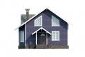 Проект каркасного дома 34-f3
