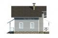 Проект каркасного дома 36-f2