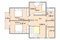 Проект каркасного дома 36-2