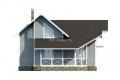 Проект каркасного дома 36-f3