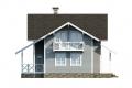 Проект каркасного дома 36-f4