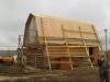 Подготовка крыши под гибкую черепицу