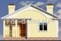 Проект каркасного дома 12 f1