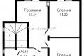 Проект каркасного дома 14_2