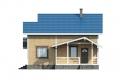 Проект каркасного дома 17-f2