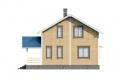Проект каркасного дома 17-f3