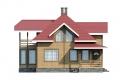 Проект каркасного дома 18-f3