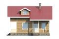 Проект каркасного дома 20-f2
