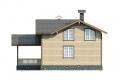 Проект каркасного дома 22-f3