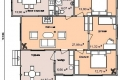 Проект каркасного дома 23-1