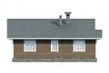 Проект каркасного дома 23-f4
