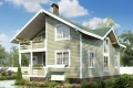 Проект каркасного дома 26-0
