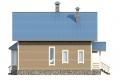 Проект каркасного дома 27-f2