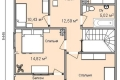 Проект каркасного дома 27-2