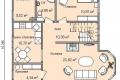 Проект каркасного дома 28-1