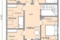 Проект каркасного дома 28-2