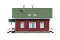 Проект каркасного дома 28-f4