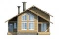 Проект каркасного дома 29-f1