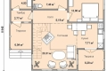 Проект каркасного дома 29-1