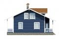 Проект каркасного дома 30-f3