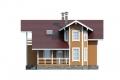 Проект каркасного дома 31-f2