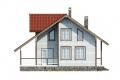 Проект каркасного дома 32-f1