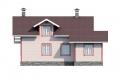 Проект каркасного дома 33-f3