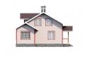 Проект каркасного дома 33-f4