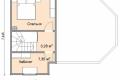 Проект каркасного дома 35-2