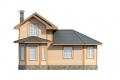 Проект каркасного дома 35-f3