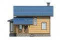 Проект каркасного дома 38-f2