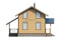 Проект каркасного дома 38-f3
