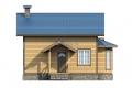 Проект каркасного дома 38-f4