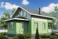 Проект каркасного дома 39-0