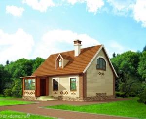 Проект каркасного дома 04-1_0