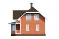 Проект каркасного дома 41-f2