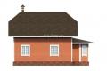 Проект каркасного дома 41-f3