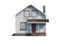 Проект каркасного дома 42-f3