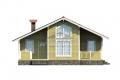 Проект каркасного дома 43-f1